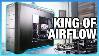 King of Case Airflow: SilverStone Raven RV02 Revisit