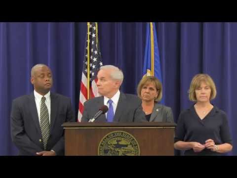 MN Governor On Philando Castile - Full News Conference