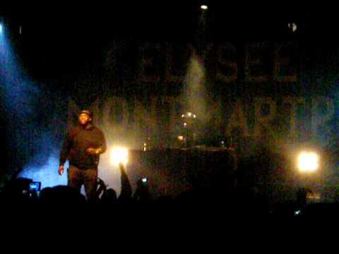 "EPMD - LIVE - ERICK SERMON - ""React"" - ELYSEE MONTMARTRE - 22/02/09"