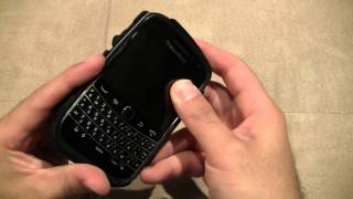 Blackberry Bold 9900 Otterbox Commuter VS Defender Series Cases (1080p HD)