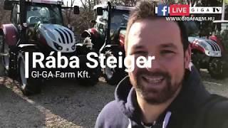 Rába Steiger 250 bemutatása, eladó :)