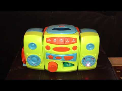 Jumbletube - Chad Valley Baby's First Radio/ Disc Player