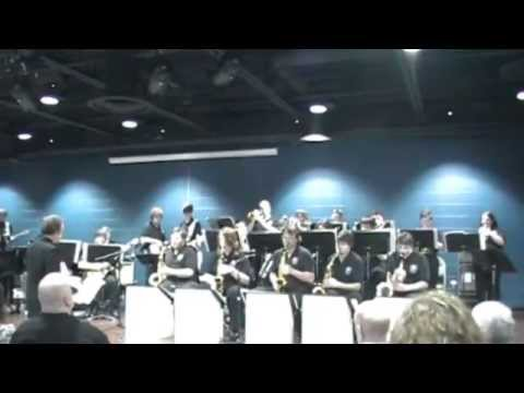Come Together  performed by Northeast Alabama Community College Jazz Band 2014
