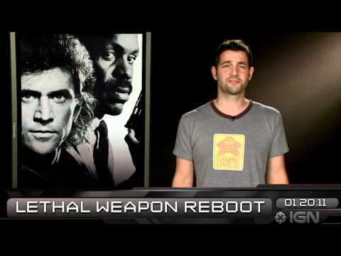 New Lethal Weapon Movie & SOCOM 4 Beta Details - IGN Daily Fix...