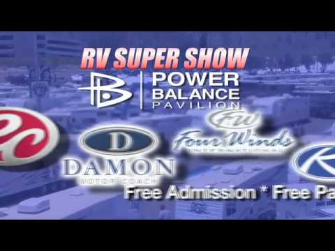 Power Balance Pavilion (formerly Arco Arena) RV Super Show