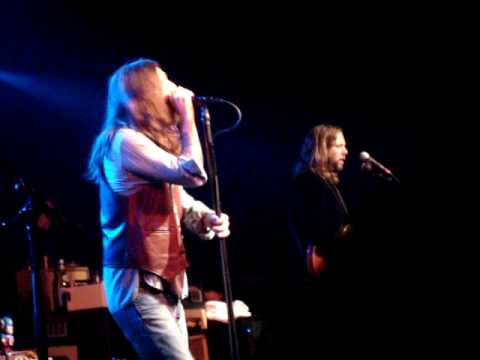 Black Crowes - Shady Grove