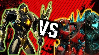 Kaiju Triad Battle! | Pacific Rim Breach Wars