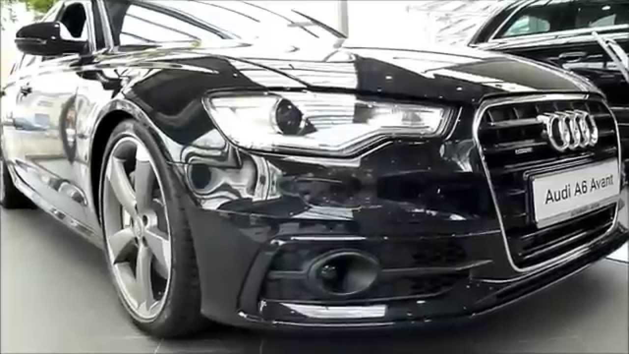 Audi A6 Avant S Line 3 0 Tdi Biturbo 313 Hp 250 Km H See