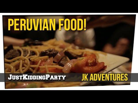 Peruvian Food - JK Adventures