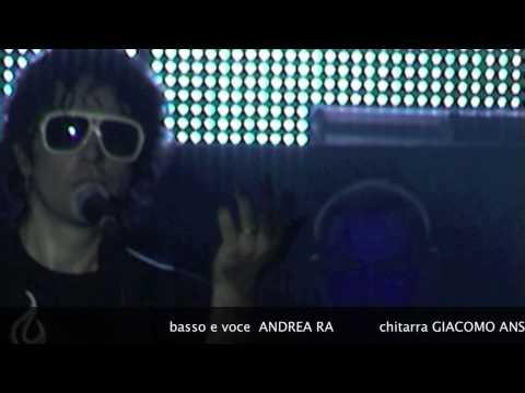 ANDREA RA  Live Qube Roma