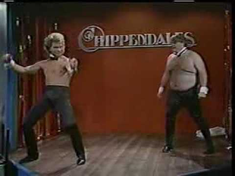 Saturday Night Live Chippen Dale Dancers Video