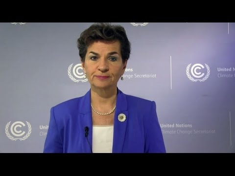 Christiana Figueres addresses UNWTO-ASEAN International Conference on Tourism and Climate Change