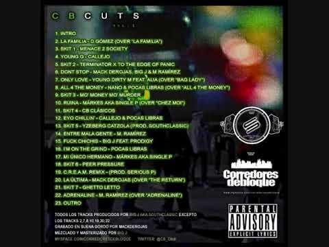 Fuck chichis - Big J feat. Prodigy [CUTS Vol. 1 - Corredores de Bloque]
