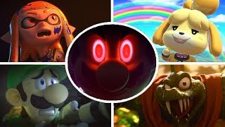 Super Smash Bros. Ultimate - All Trailers