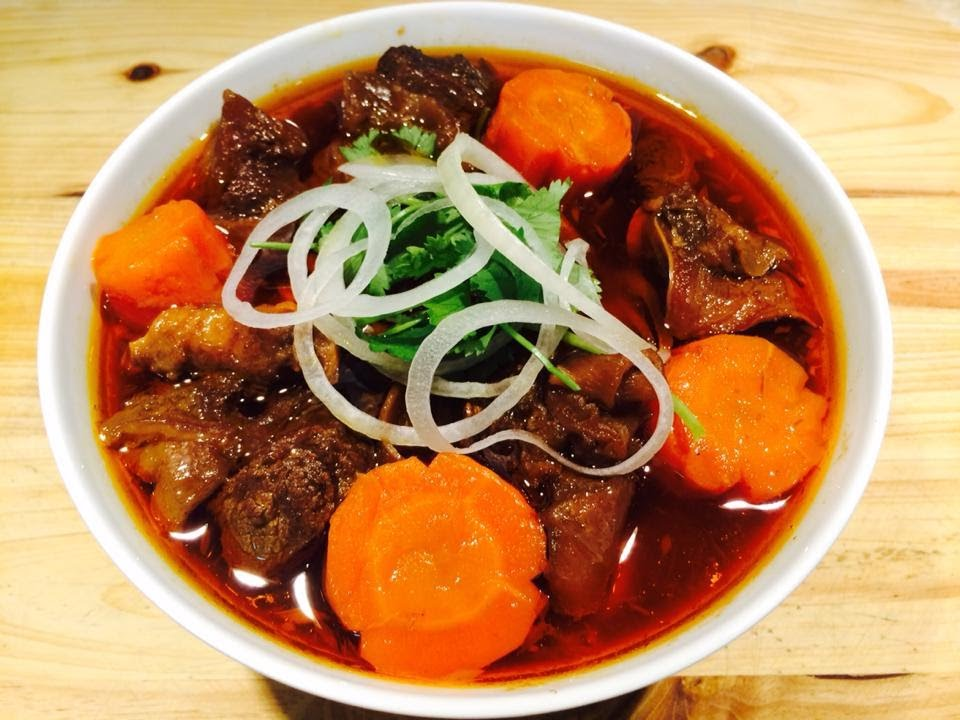 Bo Kho (Spicy Vietnamese Beef Stew) Recipe — Dishmaps