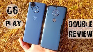 Double Review: Motorola G6 vs G6 Play in 2019