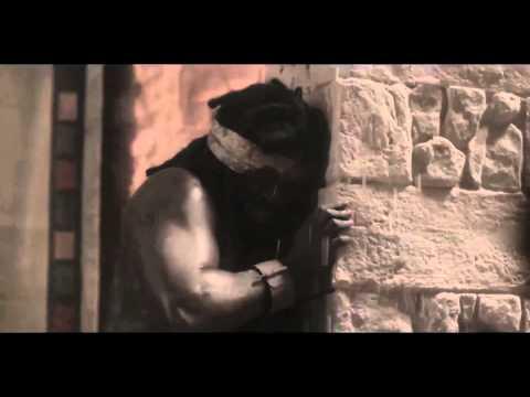 Samson Destroys the temple, Portuguese Subtitles