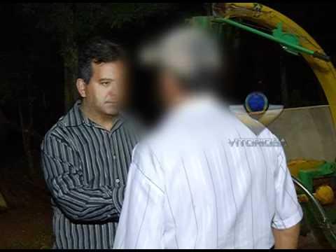 Homens armados invadem fazenda entre Uberlândia e Araguari