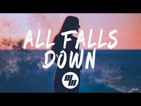 Alan Walker - All Falls Down (Lyrics / Lyric Video) Wild Cards Remix, feat. Noah Cyrus