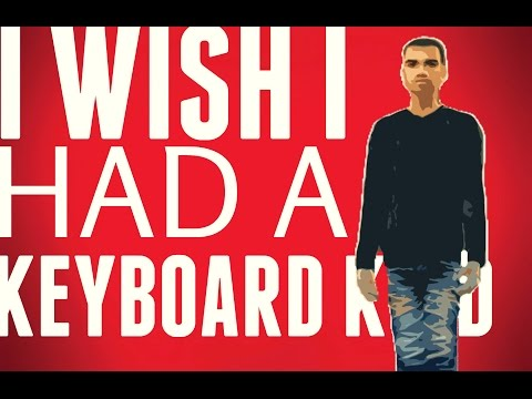 CHURCH: I Wish I Had A Keyboard Kidd Moment