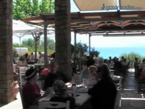 Lee Beach Cafe Pefkos Lee Beach Restaurant in Pefkos