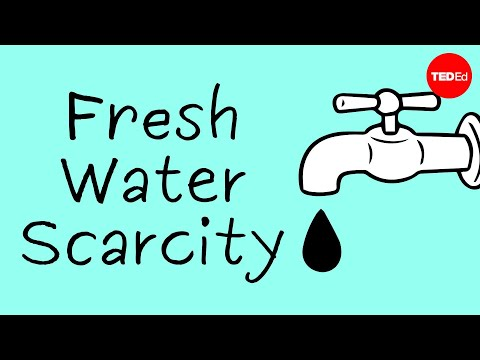 Fresh water scarcity: An introduction to the problem - Christiana Z. Peppard