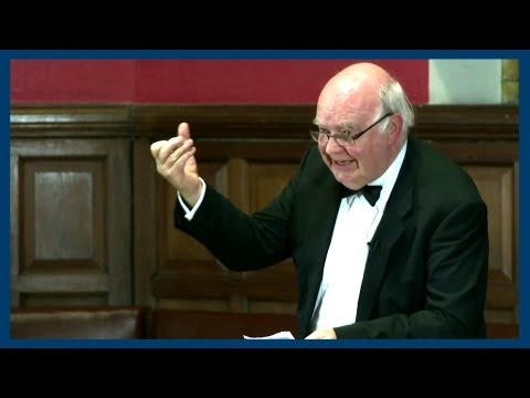 Professor John Lennox | The God Debate | Oxford Union