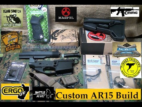 AR-15 Parts: My Top Picks