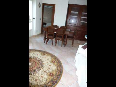 cumiana locazione elegante ristrutturato appartamento 4 vani 2 bagni box immobiliare nordedil