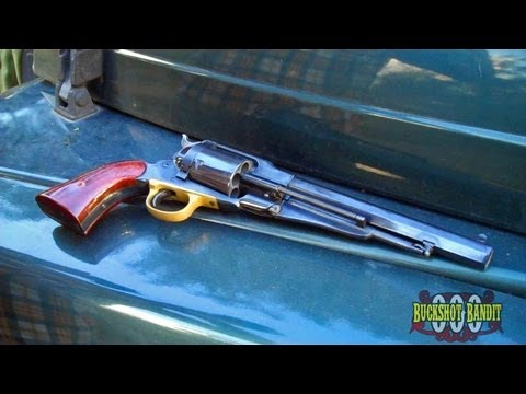 Uberti Remington 1858 Cartridge Conversion. .45 Colt