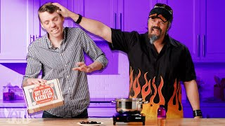 How to Ruin a Cooking Show (and make hot sauce?)