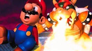 FIRE BUTT | Mario 64 Hacked World (Part 8)