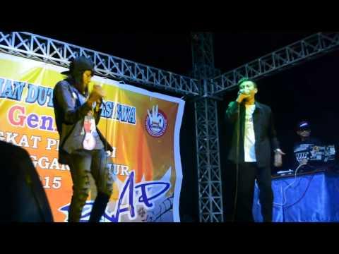 Wardi ft Dhita Lomba rap BKKBN Final
