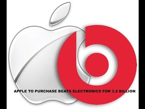 Apple to Buy Beats Electronics for 3.2 Billion