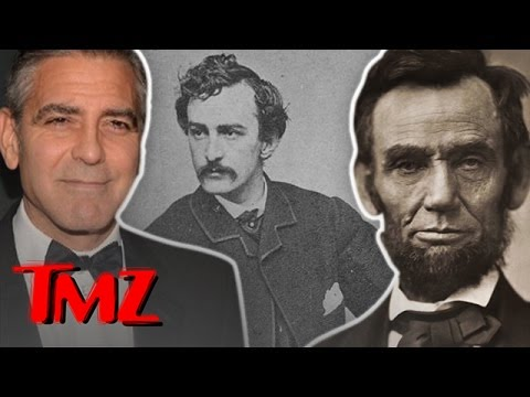 George Clooney – Somehow Involved In Our Lincoln Story