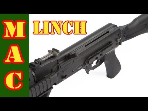 Davis Tactical Solutions LINCH AK Charging Handle