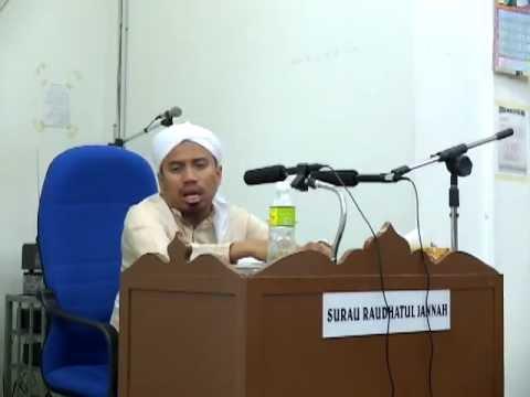 Ustaz Halizal Alias - Ceramah Perdana