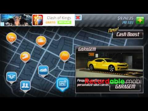 Drag Racing NV 2 Corrida 3 - Vs Honda S2000