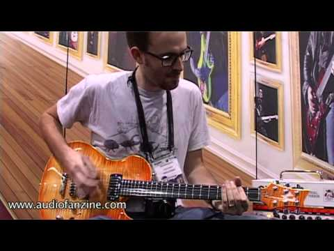 Vigier GV Wood Limited Edition Video Demo [NAMM 2011]