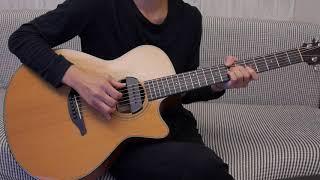 download lagu Daoko × 米津玄師 - 打上花火 Acoustic Guitar Solo gratis