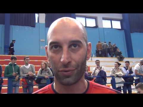 19-04-2015: Marco Piscopo nel post Trento