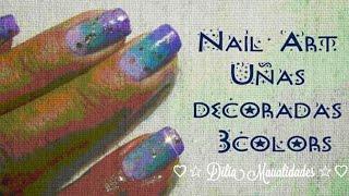 VIDEO UÑAS DECORADAS