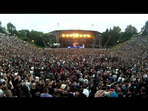 System Of A Down &quot;WAR&quot; - Berlin circle pit