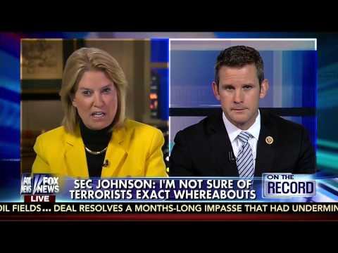 Congressman Kinzinger Discusses Border Security on Fox News