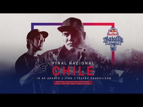 Final Nacional Chile 2018 - Red Bull Batalla de los Gallos