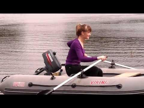 лодки пвх под мотор викинг