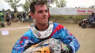 Campionato Italiano Quad Cross FMI 2015, Cremona: Matteo Taboni