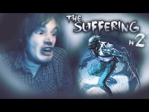 WE'RE A TOTAL BADASS - The Suffering - Let's Play - Part 2