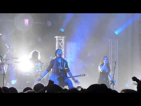 ELUVEITIE - A Rose For Epica Sept 20th Calgary AB Canada U of C