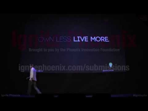 The Life-Giving Pursuit of Minimalism | Ignite Phoenix #14